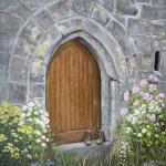 Ballinderry Door