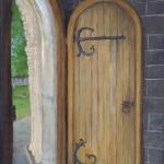 Clonfert Cathedral Door