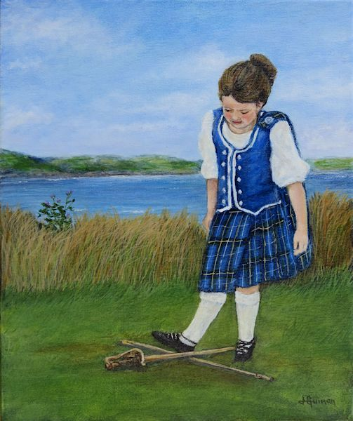 The Little Highland Dancer