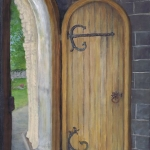 Clonfert Cathedral Door