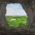 View From Caves Of Kesh